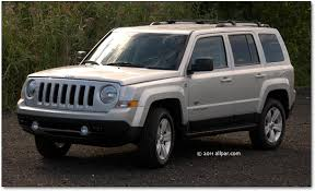 2007 jeep patriot gas mileage 2011 13 jeep patriot test drive