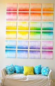 paint sample crafts popsugar smart living