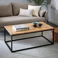 west elm wood coffee table raw wood coffee table koffieatho me