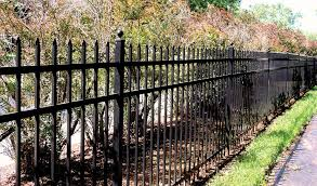 ornamental aluminum fences the fence experts