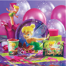 tinkerbell party supplies supplies