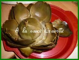 cuisine artichaut cuisson cuire un artichaut au micro ondes a la sauce gavotte cuisine et