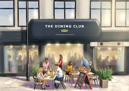 ikea u0027s new u0027dining club u0027 restaurant asks you to build your own meals