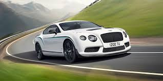 catching the new bentley continental gt3 r