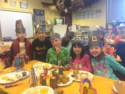 snacs students celebrate thanksgiving nevada academy