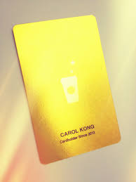 starbuck gold card the starbucks sensation carol kong