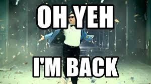 Im Back Meme - oh yeh i m back i m back bitches meme generator
