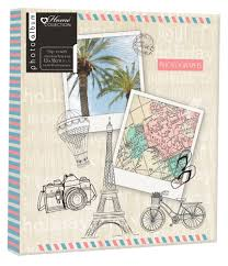 Photo Album For 5x7 Pictures 104 Slot Photo Album 5x7 Inch Travel Holiday Photograph Book