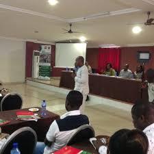 case management training workshop at tyco city hotel sunyani