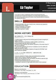 Artist Resume Templates Artist Resume Template Free Resume Templates