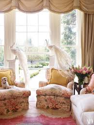 English Country Window Treatments by Alice Naylor Leyland U0027s English Country Wonderland