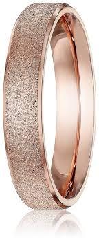 wedding bands brands brand new 4mm women s titanium gold