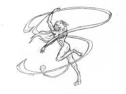 ribbon dancer ribbon dancer by shadowcheetah on deviantart