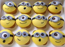minion cupcakes all sizes minion cupcakes flickr photo