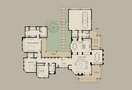 floor plans with courtyards modern house plans with courtyard design endear plan int luxihome