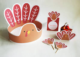 4 thanksgiving printables for handmade