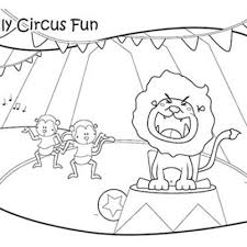 41 circus images clowns circus theme