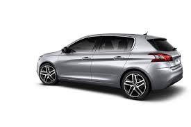 peugeot hatchback cars all new and all important peugeot 308 hatchback breaks cover