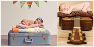 best photo props ideas for the photography of newborn baby