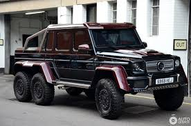 mercedes benz 6x6 mercedes benz brabus b63s 700 6x6 11 january 2017 autogespot