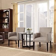 modway chloe armchair set of 2 in beige eei 1299 bei