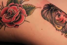 gypsy head tattoo u0026 old rose tattoo louisgoodwin com