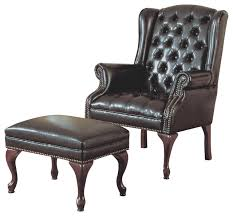 Wingback Chairs On Sale Design Ideas Leather Wingback Chair Design Ideas Mega Furniture