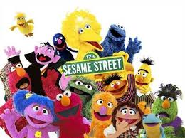 favourite sesame street characters grover