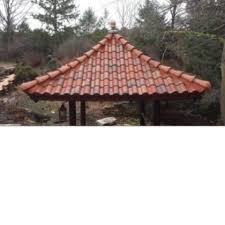 Tile Roofing Supplies New Hand Finished Clay Roof Tile European Roof Tile Clay