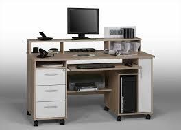 blanc au bureau blanc idkidus bure au bureau avec rangement enfant spock blanc