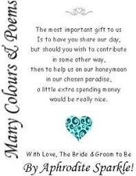 wedding gift list poems the 25 best wedding invitation poems ideas on