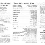 christian wedding ceremony program christian wedding ceremony program exles gney do designs