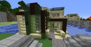 Modern Beach House by Modern Beach House Minecraft Project