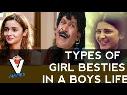 Different Types Of Memes - different types of girls vs legend vadivelu tamil memes youtube