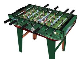 Regulation Foosball Table Soccer Collectible Figures Foosball Tables With Team Logos