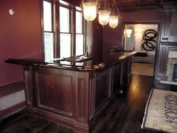 Build Your Own Basement Bar by Gorgeous Bar Rail Counter Edge Molding Basement Bar