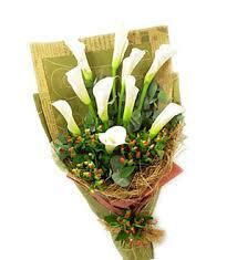 Calla Lily Bouquets Calla Lily Bouquet Cheering Calla Online Florist Malaysia