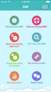 self help for anxiety management on the app store