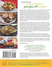 kitchen recipes the plantpure kitchen 130 mouthwatering whole food recipes and