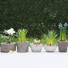 diy concrete planter project outdoortheme com