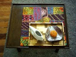 Tray For Coffee Table Strategies For Decorating Coffee Tables Hgtv