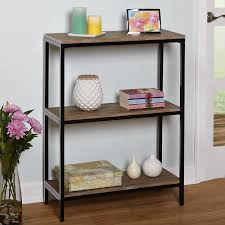 Sauder 3 Shelf Bookcase by Sauder North Avenue Bookcase Hayneedle