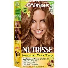 light golden brown hair color garnier nutrisse nourishing hair color creme walmart com