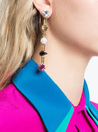 dannijo earrings 295 dannijo walse earrings buy online fast delivery price photo
