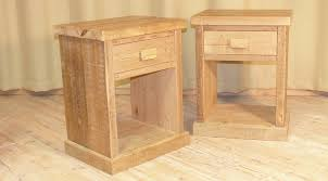 chunky rustic bedroom furniture handmade by chunky monkey exeter