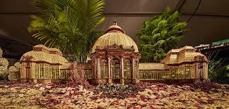 Train Show Botanical Garden by A Botanical U0027city Within A City U0027 Returns To Dazzle New York