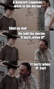 Rick And Carl Meme - the 18 best rick and carl memes smosh