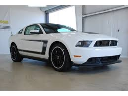 302 mustangs for sale mustang 302 white