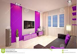 bright colour interior design phenomenal interior design purple living room