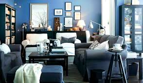 black white royal blue living room centerfieldbar com